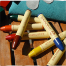 Stockmar Crayons with pencil case