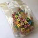 Letter Beads Colour