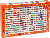 Flags and capitals Jigsaw
