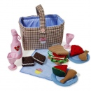 Oskar and Ellen Soft Picnic Bag custom
