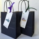 Recycled Party Bags Blue