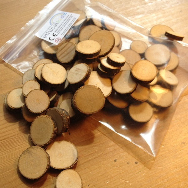 Wood flakes for craft activities ethical kidz for Wood crafts for kids