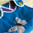 Apron Childs Butterfly Applique Embroidery