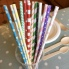 All eco straws ion cup