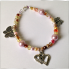 Charm Bracelets Med hand threaded