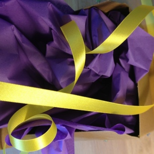Acid Free Tissue Paper Purple