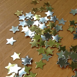 Craft Recycled Stars