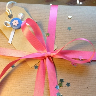 Eco Pink Ribbon