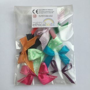 Recycled Bows