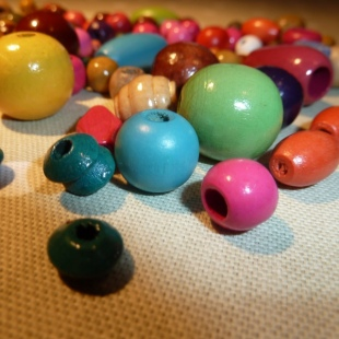 Beads Wooden 1