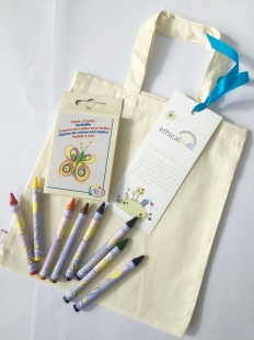 Kids Parties Organic Bag