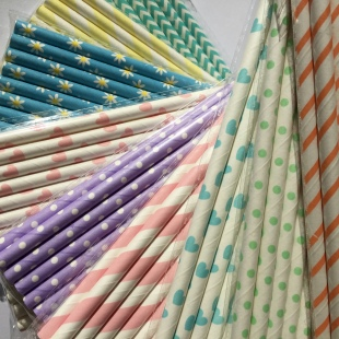 Mix Eco Straws