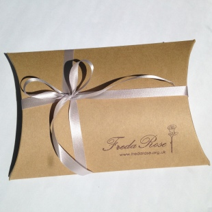Gift Box Pillow Med