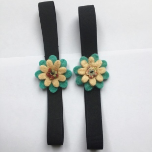 Fairtrade Felt Hairbands