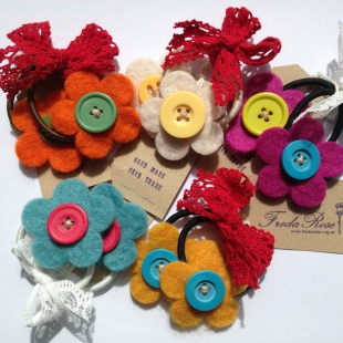 Hair Bobbles Fairtrade ALL together