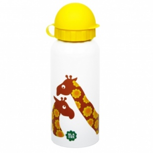 Stainless Steel Drinks Bottle Giraffe