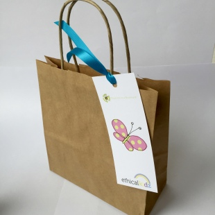 Eco Recycled Party Bag