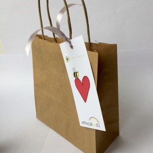 Heart Party Bag Eco