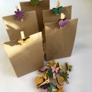 Party Bag Eco Small with pegs