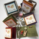 Handmade Mini Sewing Kit