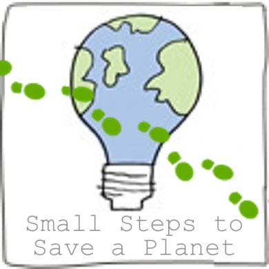 Small Steps to Save a Planet JPEG
