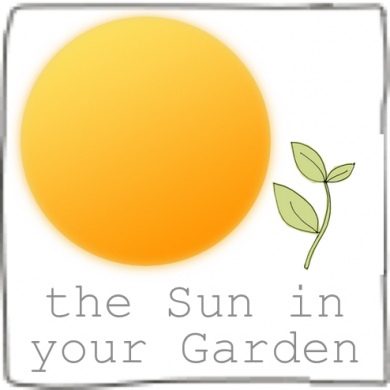The Sun in your garden