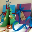 Christmas Tree Craft Kit 3