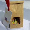 letter cubes necklace kit