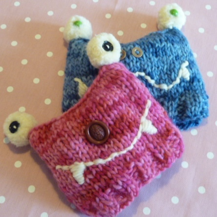 Kniiting Pattern For Kids Fun Monster Hat Ethical Kidz