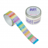 Pastel Rows Height Chart Roll Up