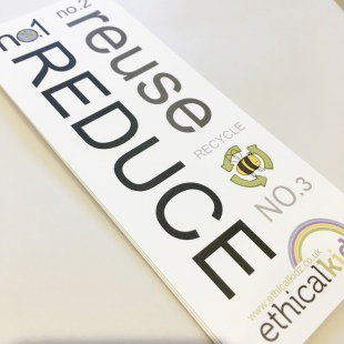3Rs Bookmark
