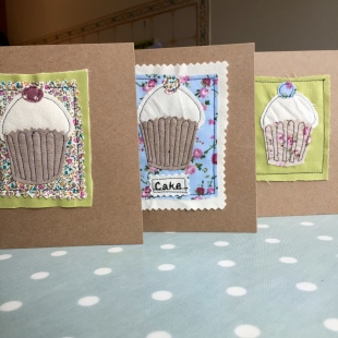 Cupcakes Recycled Cards