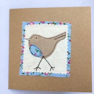 Recycled Robin Card 2
