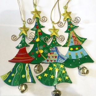 Metal Christmas Trees 3