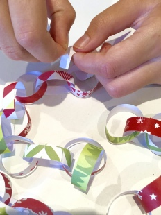 Paper chains mini kit