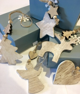 shabby Chic Festive decorations 2