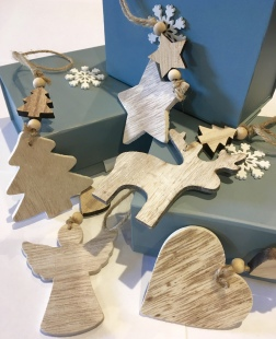 shabby Chic Festive decorations 3