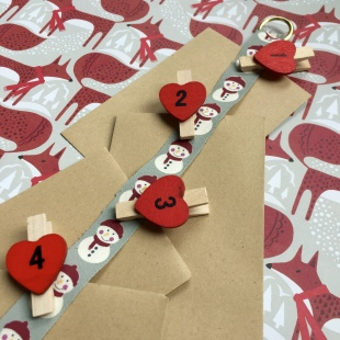 Advent Hearts