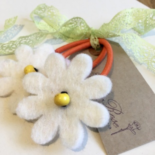 Fairtrade bobble Daisy C