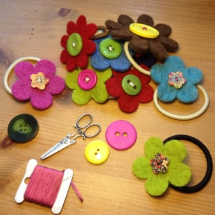 Fairtrade Felt Bobbles