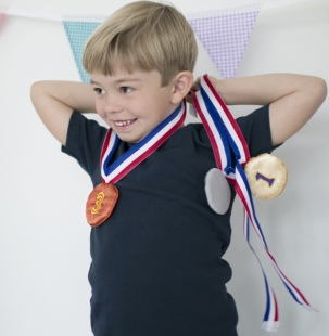 Medals by Oskar and Ellen