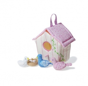 Oskar & Ellen Bird House