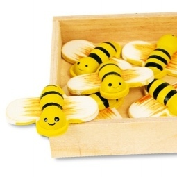 Wooden Bees