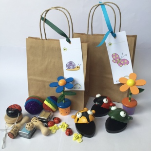 Party Bag Handles Recycled