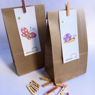 Recycled Party bag Handless 3