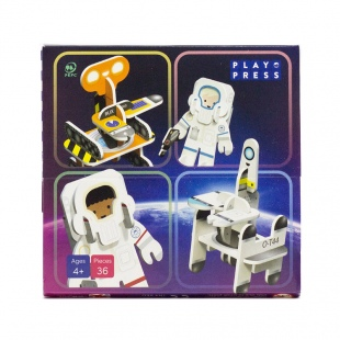 Astro People Playpress