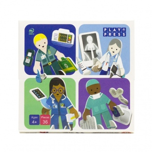 Medical People Playpress