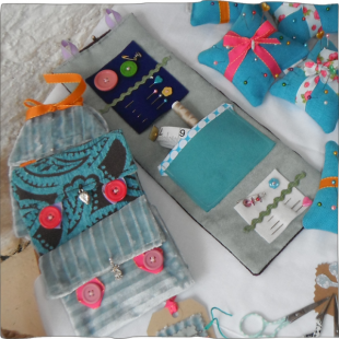 Handsewn Sewing Kits