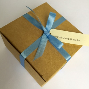 Gift Box for Stamps