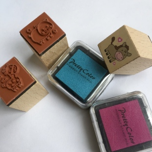 Stamps Rubber